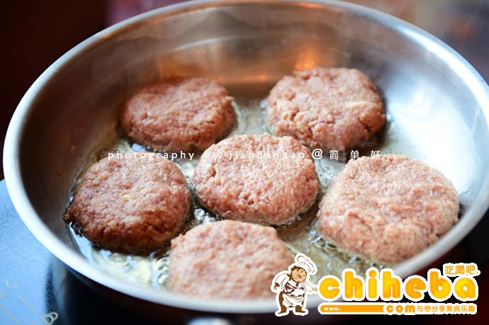德国肉饼Frikadellen