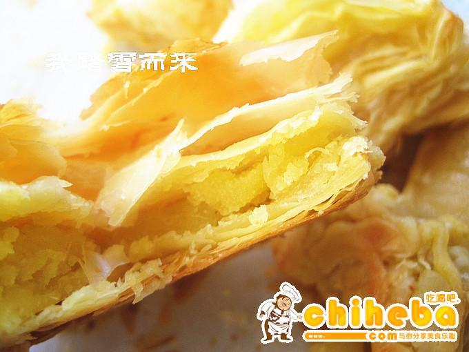 国王饼--法国新年的压轴甜点