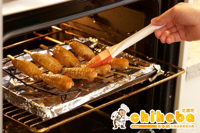 日式七味烤翅--居酒屋超级明星