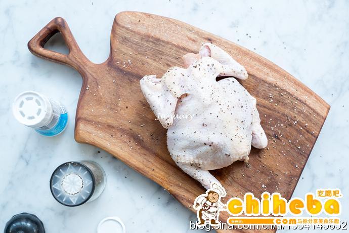 【圣诞烤鸡】平安夜必吃的烤鸡