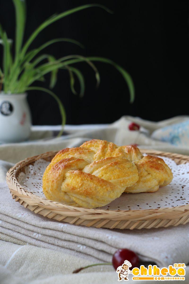 【椰蓉面包】——COUSS CM-1200厨师机出品
