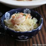 鲜虾炒米粉