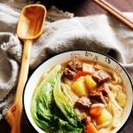 牛肉米线汤粉