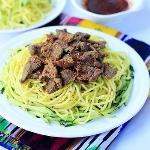 新疆黄面烤肉