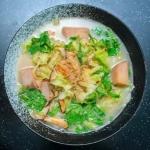 芋头米粉汤