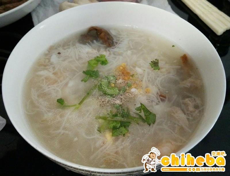 舌尖上的中国3-福建泉州面线糊