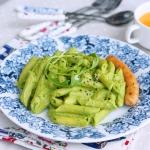 芝麻菜pesto青酱意面#苏泊尔极养破壁料理机#