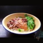 潮州牛肉灌粿条