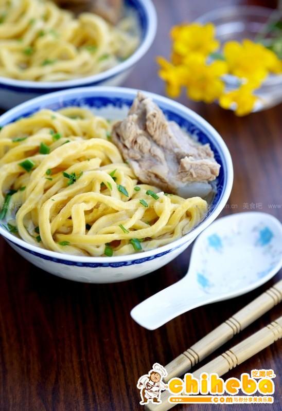 小刀面(早餐菜谱)