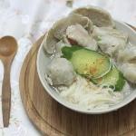 潮汕杂丸汤粉面