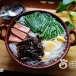 高汤砂锅米线
