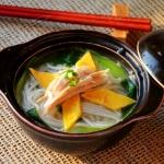 鸡丝砂锅米线