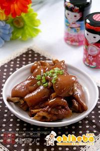 元子私房牛肉(非常规做法)———香辣牛肉面