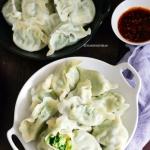 胶东特色--海肠虾仁三鲜水饺