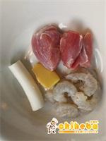 冬雪飘寒添暖意之【虾肉馄饨】