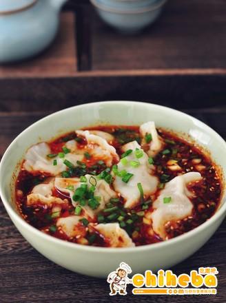 萝卜大肉酸汤饺子