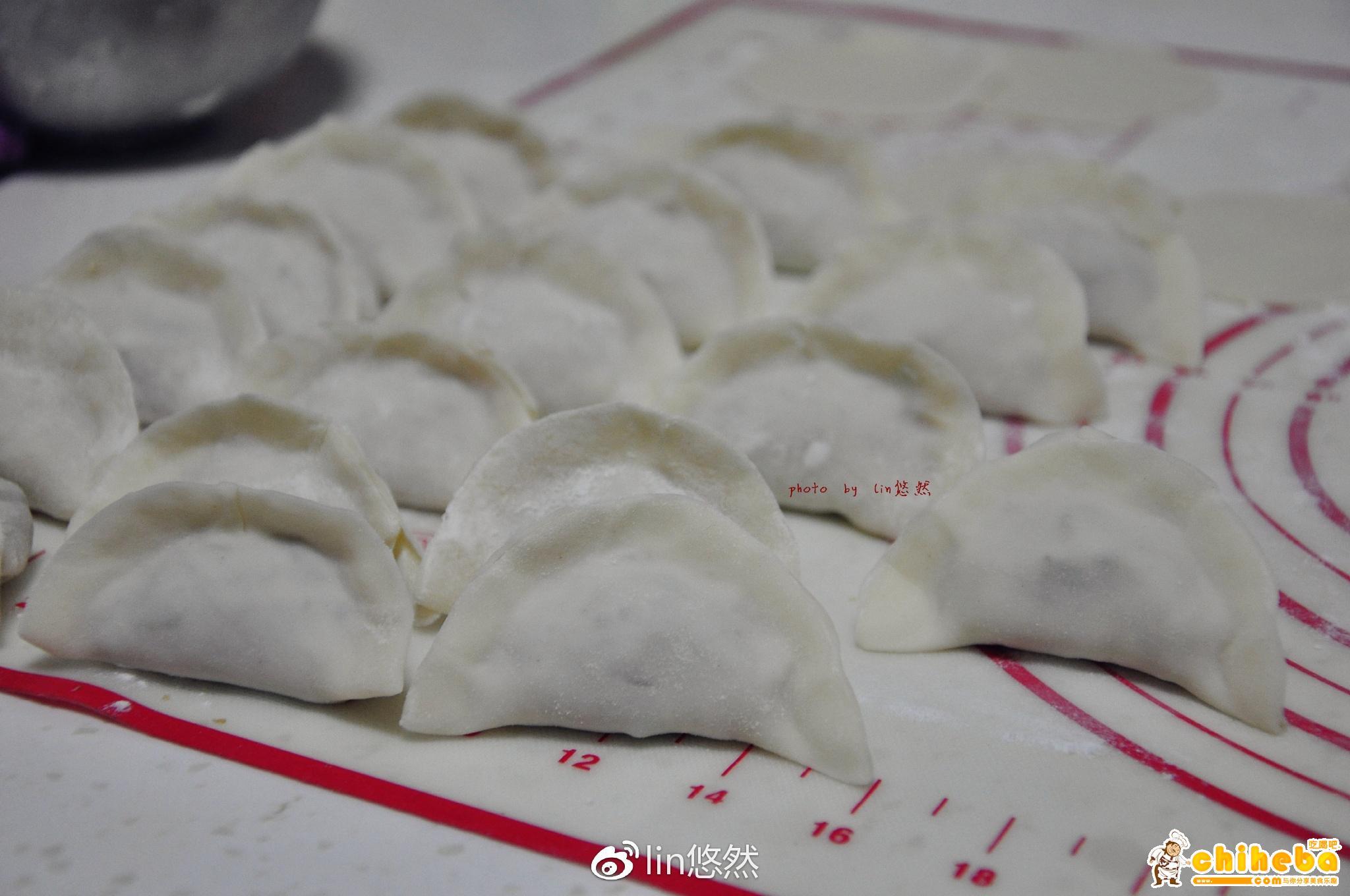 萝卜大肉饺子