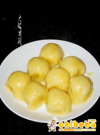 东北黏豆包
