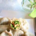 绿萝卜水饺
