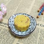 玉米面月饼