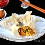 西瓜皮鸡蛋素水饺