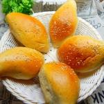 红豆薏米粉餐包